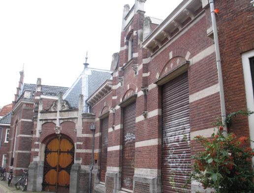 Doopsgezindekerk - Haarlem